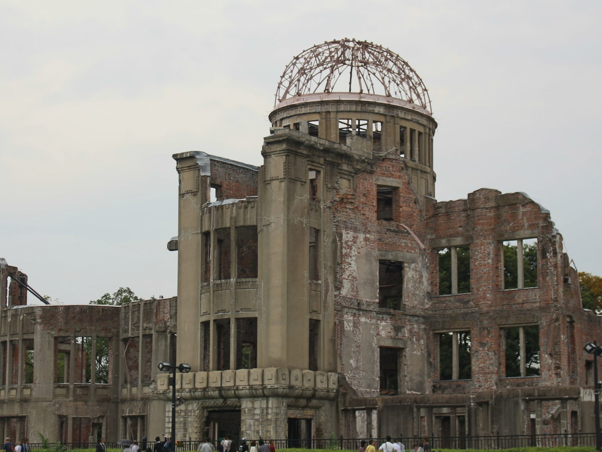 Hiroshima: For World Peace – Jennifer and Harold See the World